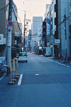 大阪傍晚 (by RustyLDJ)