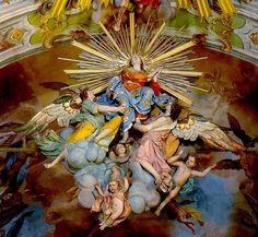 Spe Deus: Assumpta est Maria in cælum