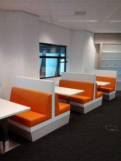 Booth Seating, Banquette Seating, Lounge Seating, Coffee Shop Interior Design, Restaurant Interior Design, Cafe Design, Cafe Furniture, Furniture Design, Dining Sofa