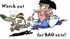 Are You a Victim of Veterinary Abuse? Dr. Will Falconer, DVM, CVH http://vitalanimal.com/vet-abuse/#more-32678