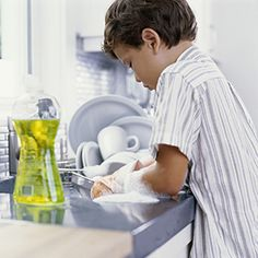 """""""I'll Do It Later!""""6 Ways to Get Kids to Do Chores Now"""