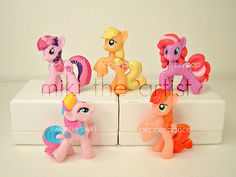 My Little Pony: Friendship Is Magic Blind Bag - 1st Batch