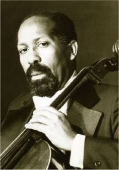 Kermit Moore: World Renowned Cellist and Orchestra Conductor African Diaspora, My Black Is Beautiful, Historical Pictures, Conductors, African American History, History Facts, Black People, Classical Music Composers, Orchestra