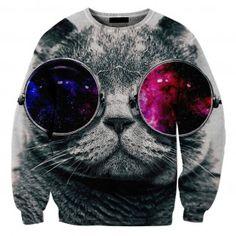 Bittersweet - Catty Sweatshirt