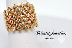 Canadian Diamonds, Napkin Rings, Jewels, Home Decor, Decoration Home, Jewerly, Room Decor, Gemstones, Home Interior Design