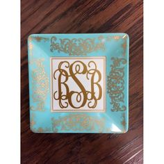 Jewelry Tray - Tiffany Blue #tiffanyblue #jewelry tray at only $16.95, this is a great gift! www.walkerboutique.com