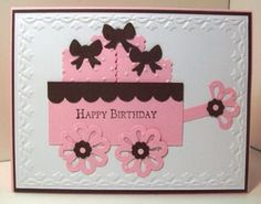 Framed Tulips E F, Perfect Polka Dots E F, Scallop border punch, Itty Bitty Shapes Punch Pack, sub Spellbinders Floral Doily Motifs for Blossom Bouquet Triple Layer punch(R)