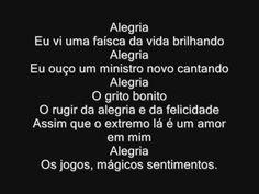 canzone - Alegria