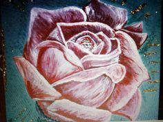 Rosa dipinto