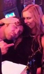 Dean Ambrose (Jonathan Good) and his rumored girlfriend Renee Young Source: Johnny Be Good, Johnny Was, Wwe Couples, Celebrity Couples, Renee Young Wwe, Jonathan Lee, The Shield Wwe, Dean Ambrose, Wwe Photos