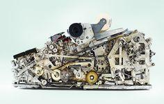mechanical calculator