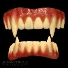 Otros Official Website Nuevo Vampiro Dental Veneers Accesorio De Disfraz Ropa Niños, Calzado Y Complem.