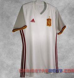 Este es el equipo nacional España 2016-17 tercera camiseta De España la temporada 2016-17 el equipo de tercera Utiliza materiales ligeros, sin sacrificar la flexibilidad y elasticidad, mientras que para los jugadores para proporcionar una mayor libertad...