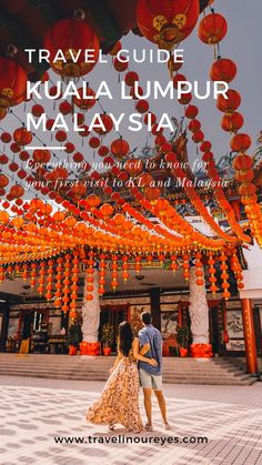 A Kuala Lumpur Travel Guide curated for first-timers to help navigate through the fun, yet sometimes, chaotic city. Includes general in. George Town, Ipoh, Travel Couple, Family Travel, Travel Guides, Travel Tips, Quick Travel, Travel Hacks, Penang