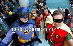 Go To Comic Con