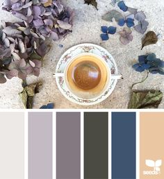 { color serve } image via: @clangart kitchen fabric choices it has gray from the rest of main floor