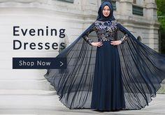 Hijab, Neva-style.com | Hijab Dresses, Muslim Dress,