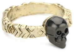 House of Harlow 1960 Engraved Pattern Skull Stack Ring, Size 7 House of Harlow 1960,http://www.amazon.com/dp/B007KBLW72/ref=cm_sw_r_pi_dp_xiissb08GHXA2XJP