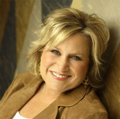 """#OklahomaMusicTrail inductee Sandi Patty grew up in Oklahoma City before becoming """"The Voice"""" of contemporary Christian music. Her impressive vocal range has helped her earn five Grammy Awards, and now she volunteers her chops during Sunday services at Crossings Community Church."""