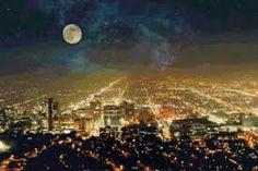 Image result for city lights