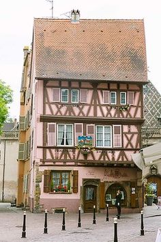 Is Colmar the Most Beautiful Small Town in France?