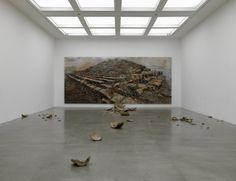 """""""El Creciente Fértil ', White Cube de Hoxton Square, Londres - Anselm Kiefer - 32266"""