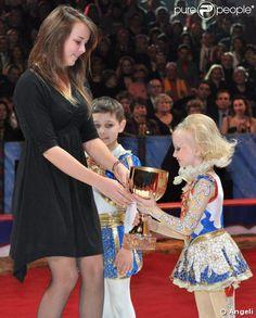 Pauline Ducruet  née 4 mai 1994 fille de  Stéphanie de Monaco et de Daniel Ducruet
