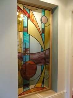 - Dave Griffin - Stained Glass Artist based in Derbyshire, UK