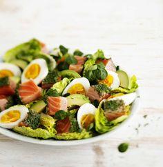 Värikäs salaatti pääsiäispöytään | Kotivinkki