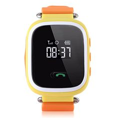"""SALE PRICE $69 BigBen smart watch for kids: Support Micro SIM card 2G/3G/4G, but only support 2G Network. Before you purchase it, please make sure your area support 2G Network. Download APP: Kindly note that there are 2 version APP, you should choose the second one-SeTracker2 APP on your phone and registered an account.Here please don't forget to choose the correct """"Area"""" when you register."""
