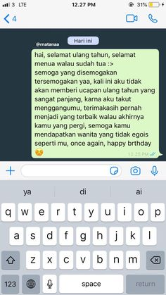 Quotes Rindu, Dream Quotes, Text Quotes, Mood Quotes, Life Quotes, Happy Birthday Love Quotes, Birthday Quotes, Reminder Quotes, Message Quotes