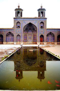 Nasir al molk mosque,shiraz,Iran | by Maryam Nouri
