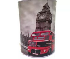 Big Ben London, Money Bank, Piggy Bank, Coca Cola, Tin, Goodies, Gifts, Ebay, Sweet Like Candy