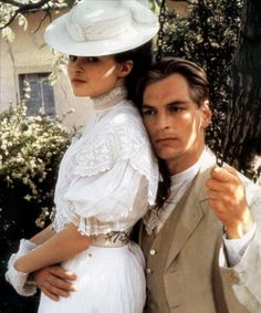 The best dressed film adaptations A room with a view (1985)