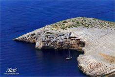 Island Mana - NP Kornati islands