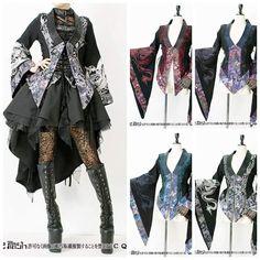 의상 Nail Polish i lacquer nail polish Cosplay Outfits, Anime Outfits, Mode Outfits, Girl Outfits, Fashion Outfits, Style Lolita, Mode Lolita, Gothic Lolita, Kleidung Design