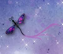 purple....AND dragonfly!!!