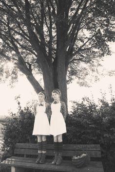 Série Mode : Double Trouble. Style : Irmela Schwengler. Photos : Julia Blank.