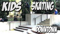 LIL KIDS SKATING DOWN TOWN LOS ANGELES !!! – NKA VIDS – – Nka Vids Skateboarding: nigel alexander – WATCH MORE VIDEOS HERE…
