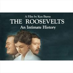 "Ken Burns' ""The Roosevelts"" encore airings begin tonight at 7pm! Don't miss it for the next 7 weeks from 7-8pm on Tuesdays on KTWUHD."