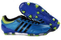 313680bfbe4 Adidas adiPure V 11Pro XTRX Firm Ground Football Boots - Running Purple  Black Green 1 High