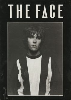 Ian Brown, The Face Magazine, 1991