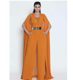 Elegant Jumpsuit Night Outfits, Classy Outfits, Chic Outfits, Summer Outfits, Hijab Fashion, Fashion Outfits, Wedding Jumpsuit, Jumpsuit Pattern, Gala Dresses