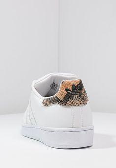 adidas Originals SUPERSTAR - Sneakers basse - white/core black a € 81,00 (17/01/16) Ordina senza spese di spedizione su Zalando.it
