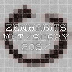 zenhabits.net/scary-20s/