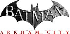 Batman Arkham City Logo Render by Akio-CK.deviantart.com on @DeviantArt