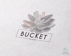 PAPER IGLOO | Графический дизайн, логотипы и дизайнерские подарки | Логотип для Bucket.by