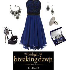 Bella Cullen – Breaking Dawn Part 2 by @mommadjane @fashorganized