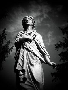 St Andrew's cemetery, Saginaw Michigan