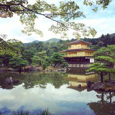 Kinkakuji, Golden Temple Kyoto Japan